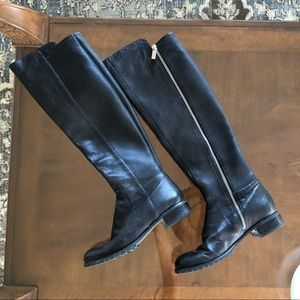 Michale Kors leather boots